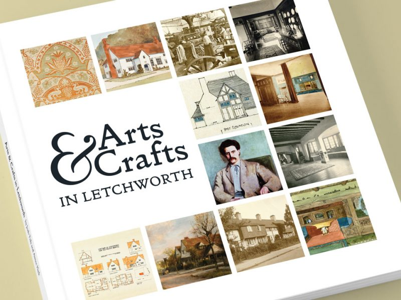 Arts & Crafts book design