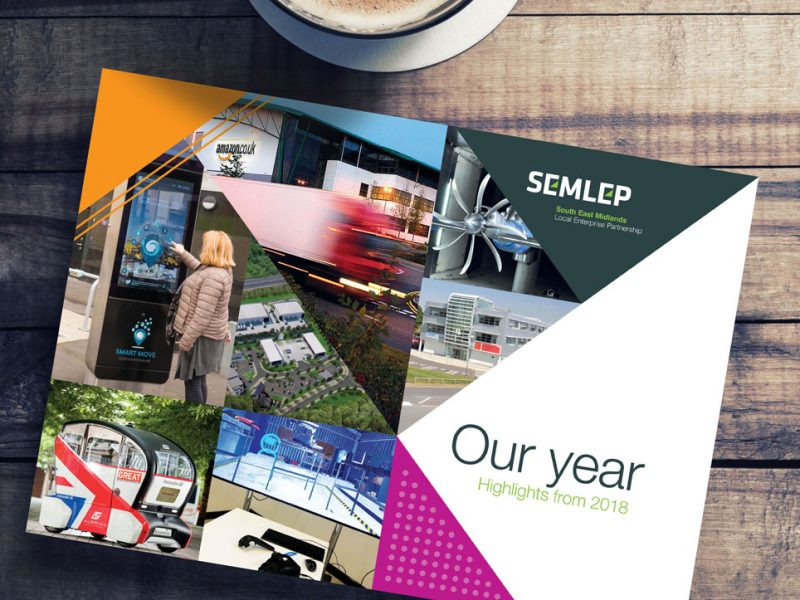 SEMLEP brochure celebrates 2018