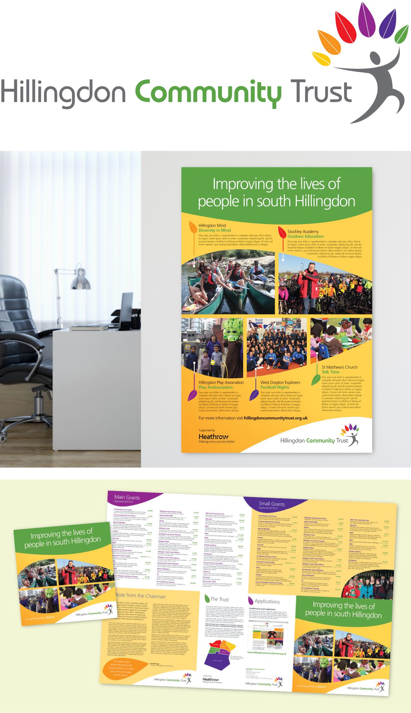 Hillingdon Community Trust Annual Report